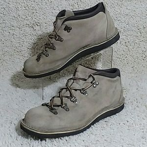 35006958798a Danner Tramline Oyster Gray SIZE 10.5 RE BOOTS